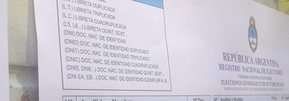 PASO: Salta, Santa Fe y Ciudad Autonoma de Buenos Aires  abren el cronograma electoral