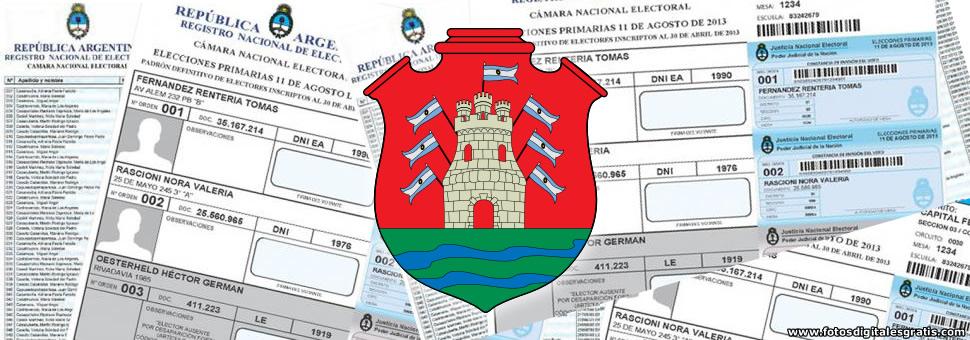 Córdoba : por padrones truchos  prohíben votar el 25 de octubre a dos comunas cordobesas