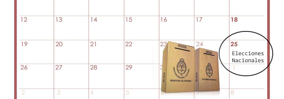 Calendario electoral 2021 : el gobierno analiza postergar las PASO