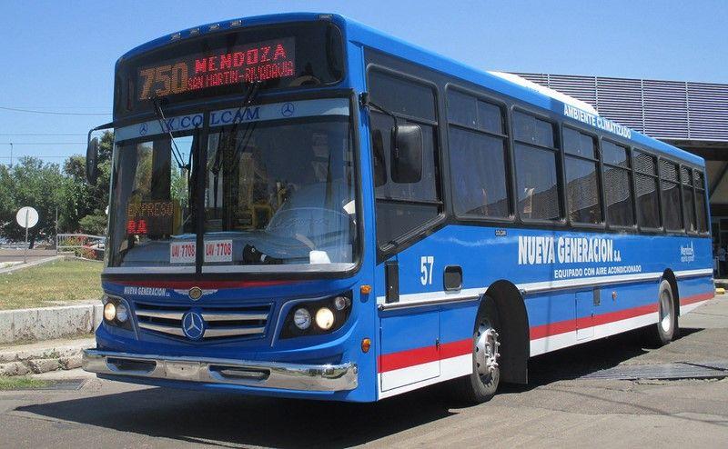 PASO Municipales Mendoza : habrá transporte público gratuito