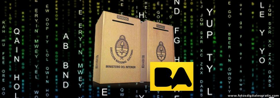 Elecciones en CABA: se confirma el sistema de voto electrónico