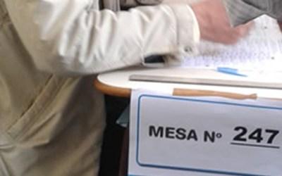 Autoridades de Mesa 2021 : cuanto cobrarán ?