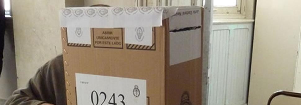 Balotaje :  mismas autoridades de mesa que en las elecciones de octubre