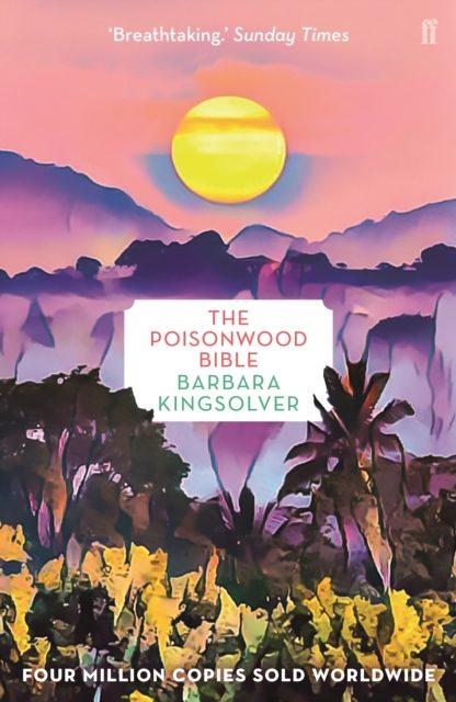 April 2018 – The Poisonwood Bible by Barbara Kingsolver