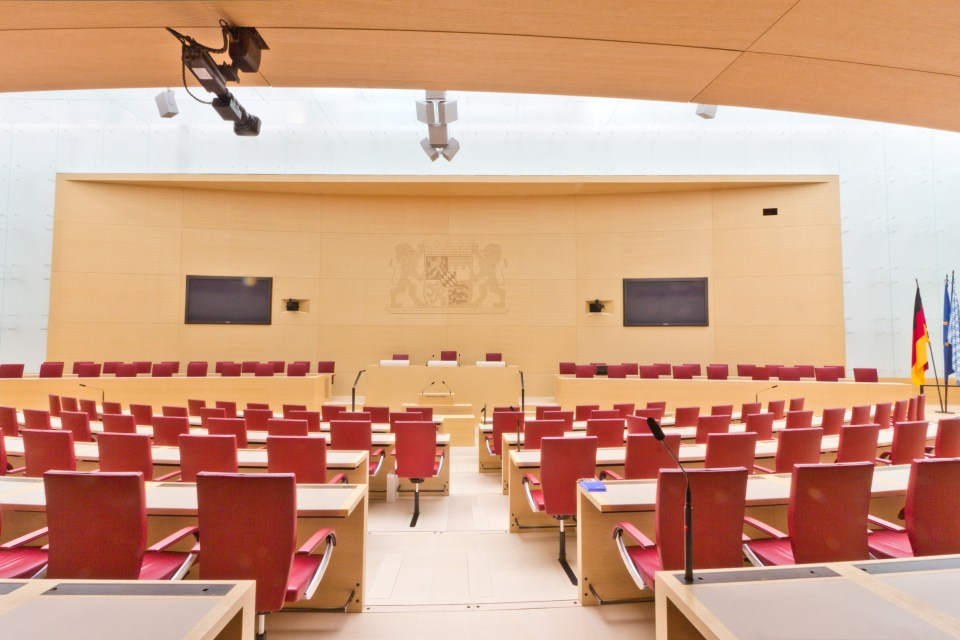 Bayerischer Plenarsaal