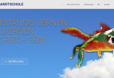 Logo Hardtschule