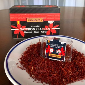 Filaments of Saffron