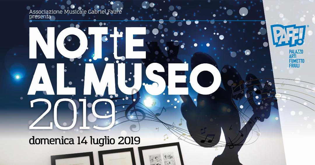 NOT(t)E AL MUSEO 2019