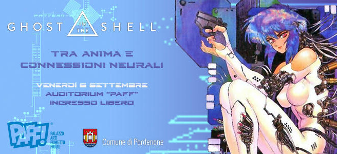 "Conferenza ""Ghost in the Shell"""