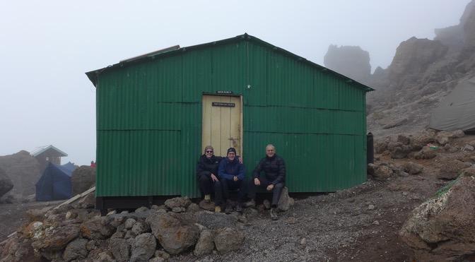 Kili – Aufstiegsnacht und Abstieg