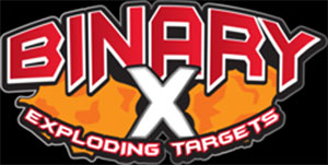 USA Chemical Supply Binary-X exploding targets logo