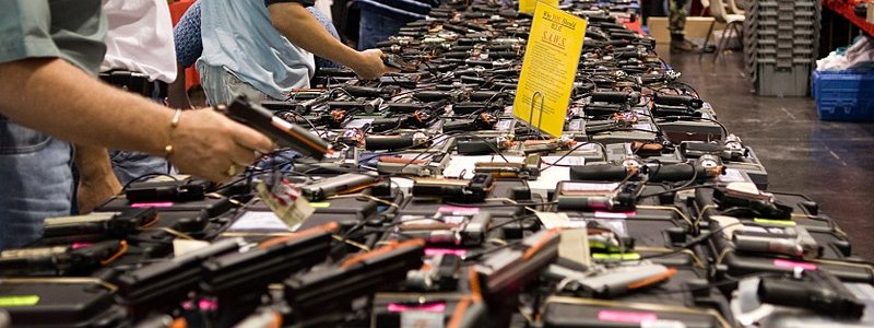Washington County Gun Show, January 13-14, 2018
