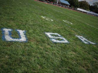 USA 50 yard line