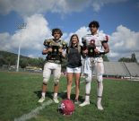 Game MVP'S Will Jacobson and Jazce Carabello-Snowell