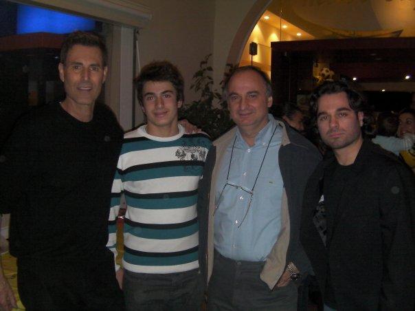 Απεβίωσε χθες βράδυ(21/12/2013) ο ιατρός Δημητράκης Χαραλαμπίδης.