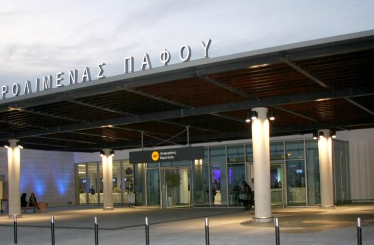 Εξετάζουν επέκταση αεροδρομίων Λάρνακας και Πάφου