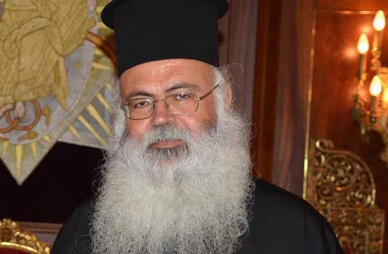 Στήριξη στον ιερέα που χτύπησε τον κουμπάρο από τον Μητροπολίτη Γεώργιο
