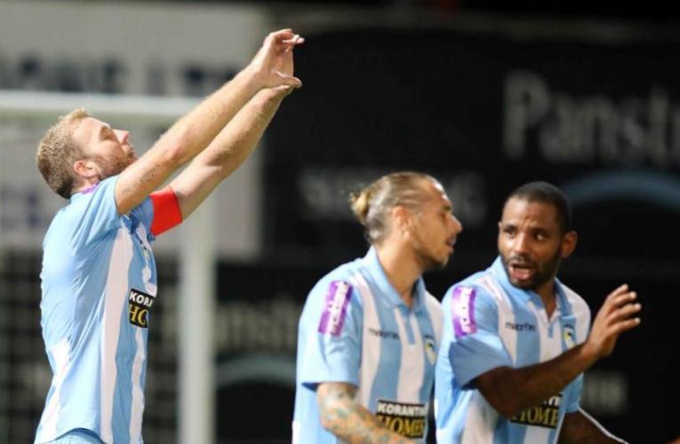 Πάφος FC: Αρχές Νοεμβρίου επιστρέφει σε αγωνιστική δράση ο Μπεριγκό