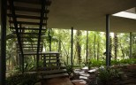 Sala da Casa de Vidro | Instituto Lina Bo e P.M. Bardi, São Paulo, Brasil/Guilherme Tosetto/G1