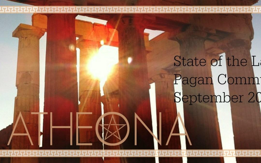 State of the Las Vegas Pagan Community-September 2016