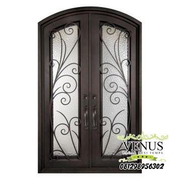 Pintu Besi Tempa Klasik (22)