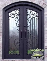 Pintu Besi Tempa Klasik (27)