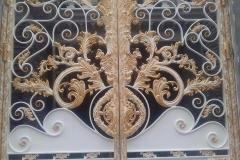 Pagar-Besi-Tempa-Klasik-Mewah-Modern-8