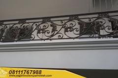Railing-Balkon-Besi-Tempa-Klasik-Mewah-Modern-9