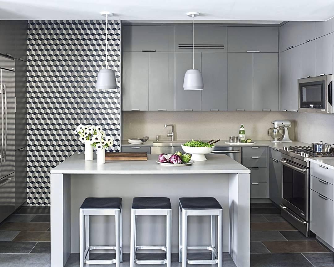 desain dapur minimalis modern dengan keramik dinding dapur terbaru unik
