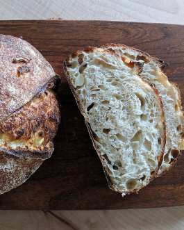 Potato & Rosemary Sourdough 400gm