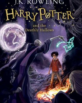 Harry Potter and the Deathly Hallows – J.K Rowling