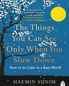 The Things You Can See Only When You Slow Down: How to be Calm in a Busy World – Haemin Sunim