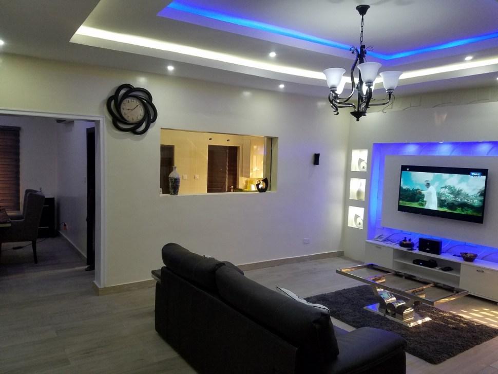 Kodeland Holiday Apartment Living Room
