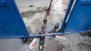 हेती जेल में गोलीबारी में एक कैदी और एक गार्ड की मौत.