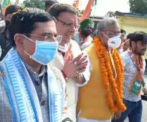 BJP Uttarakhand Election Incharge: