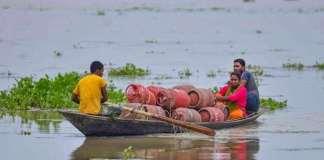 Flood in Assam-Bihar: