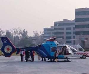 Uttarakhand Heli Services: