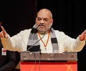 Amit Shah in Goa: