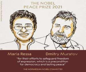 Nobel Peace Prize 2021: