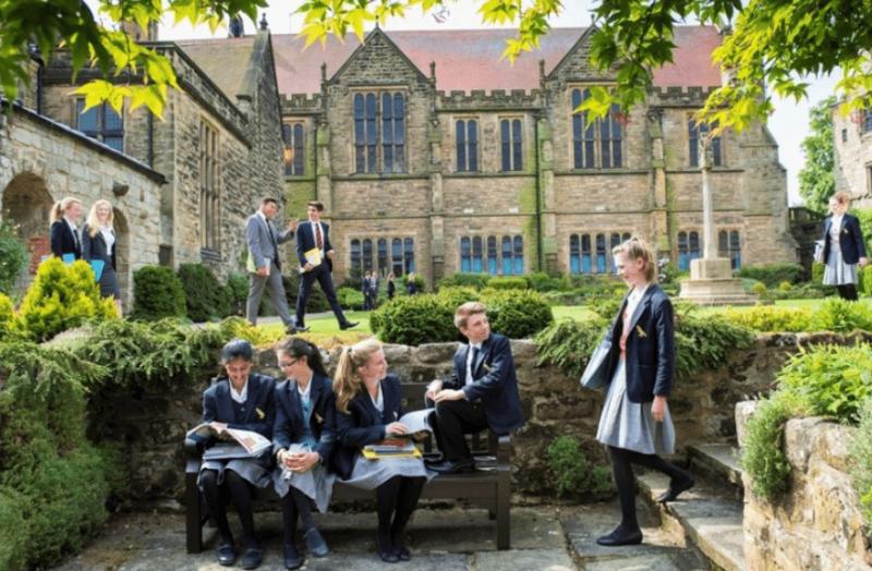 尋找英國公立學校