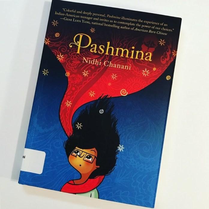 Pashmina Book Review
