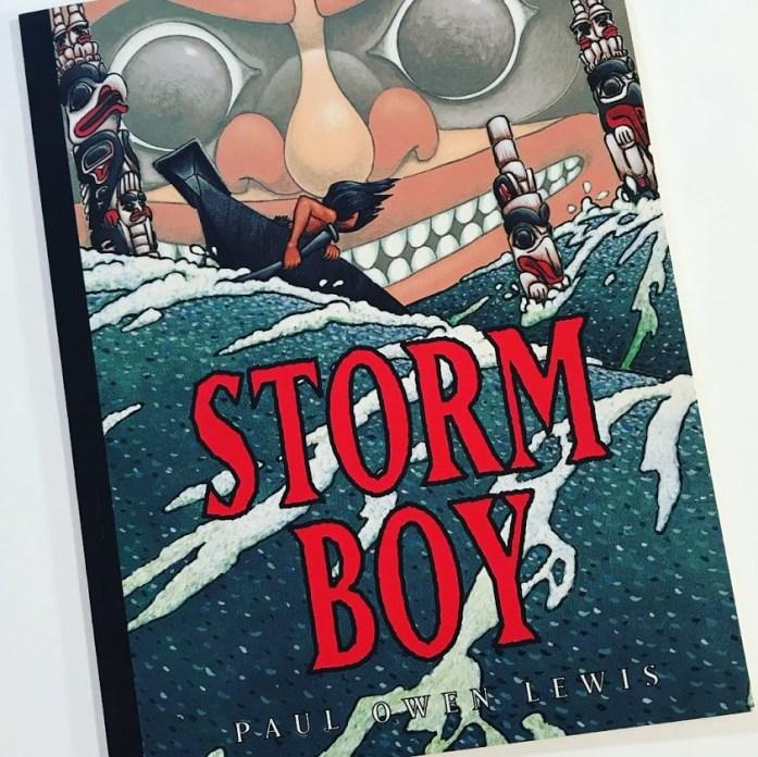 Storm Boy Book Review