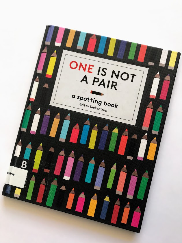 One is Not a Pair Book Review