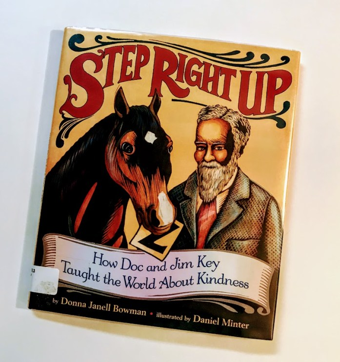 Step Right Up Book Review