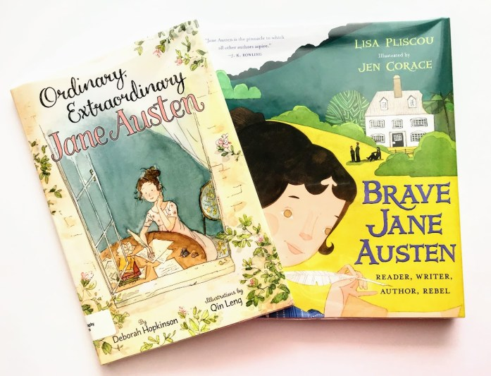 Jane Austen Picture Book Review