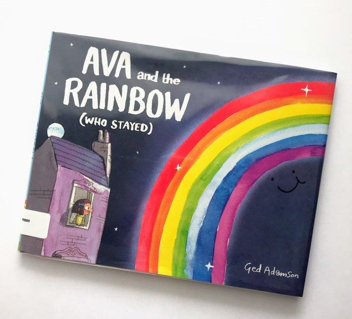 Ava and the Rainbow book review
