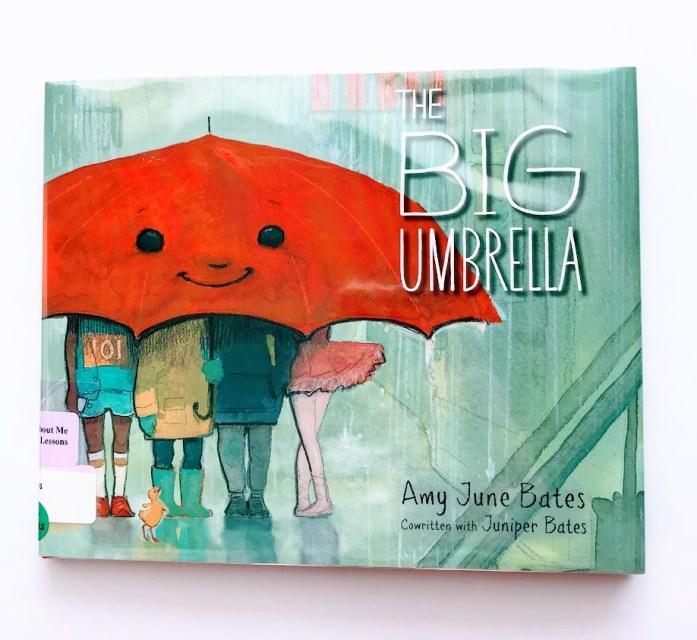 Big Umbrella book review