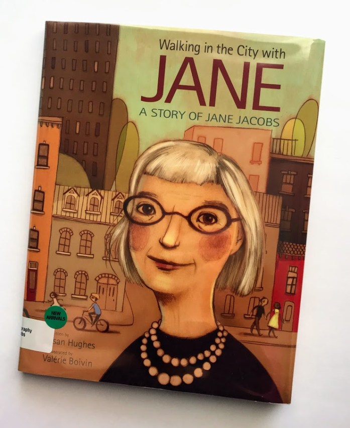 Walking in the City with Jane Book Review