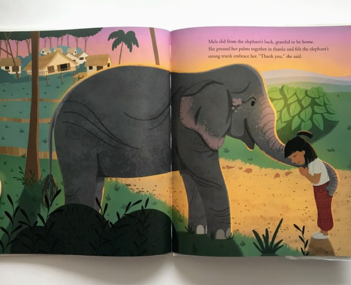 Mela and the Elephant book review1
