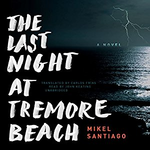 Last Night at Tremore Beach book review